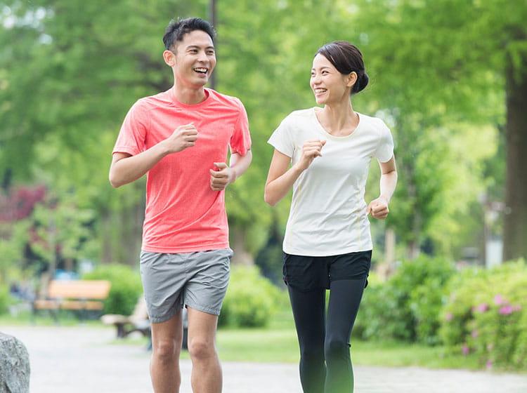 第一生命グループ女子陸上競技部が教える歩くこと、走ること。HowToWalkRun